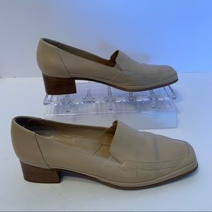 Amalfi heels size 9 made in Italy